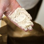 Fresh Ground Flour to Gratify with our Roving Artisan Pizza
