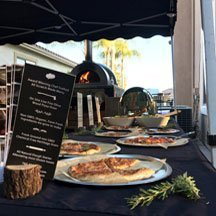 Orange County Wood Fired Pizza Catering